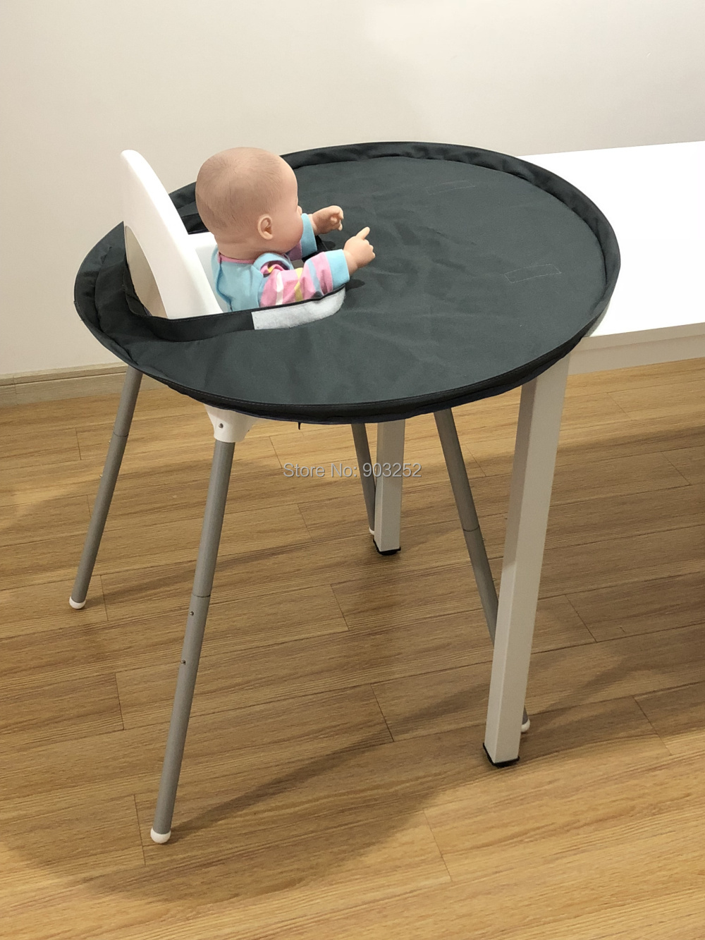 High Chair Cover Baby High Chair Cover Wooden Or Restaurant High Chair  Cover Highchairs U0026 Booster Seats