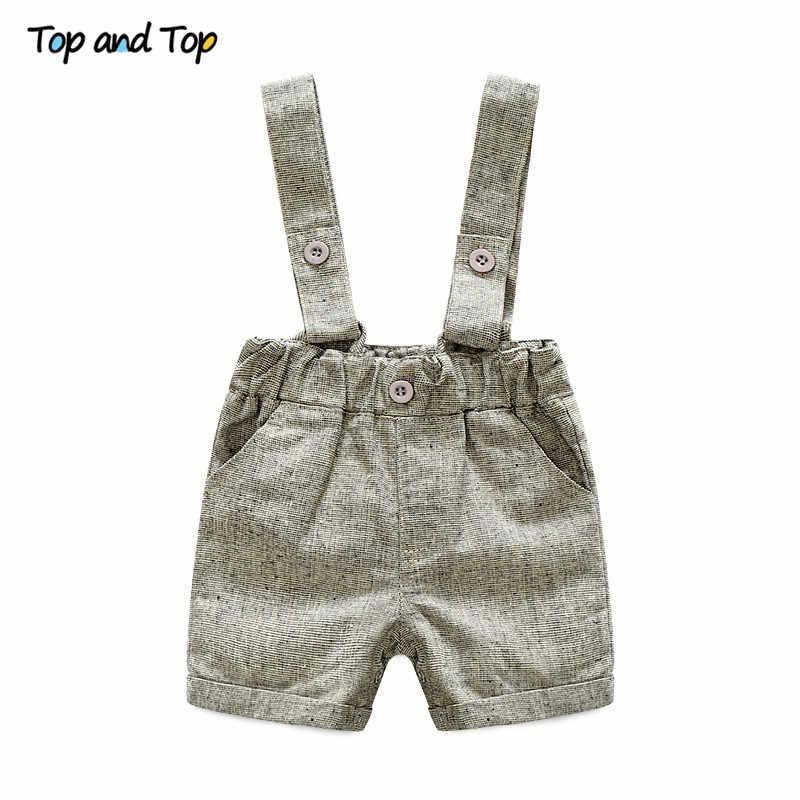95af4667 ... Summer style baby boy clothing set newborn infant clothing 2pcs short  sleeve t-shirt + ...