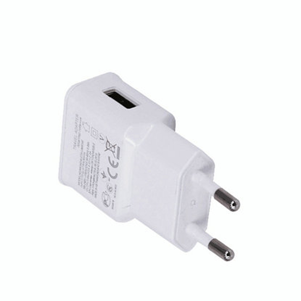Singal USB Ports 5V 1.5A <font><b>EU</b></font> USA Plug Travel USB Wall Mobile Phone Charger Adapter Cable for Samsung for iPhone <font><b>Smartphone</b></font>