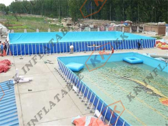 Buy above ground outdoor giant pool type for Buy swimming pool