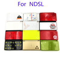 For NDSL Housing Case With Full Buttons Limited Edition Design For Nintendo DS Lite Housing Shell