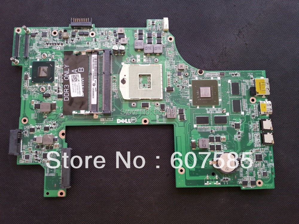For DELL Inspiron Series N7110 Mainboard DAV03AMB8E0 motherboard 100% tested quality guarantee for dell inspiron series n5110 motherboard mainboard g8rw1 tested free shipping