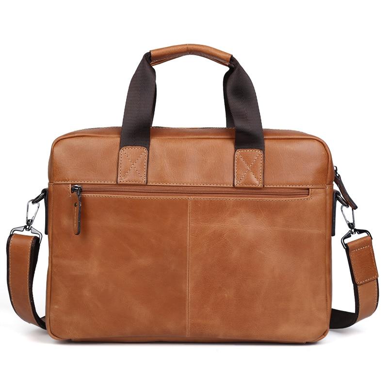 TIDING Hombres de moda maletín bolsos de diseño de alta calidad de - Bolsos - foto 6