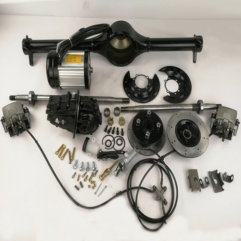 Electric Rear Axle Motor