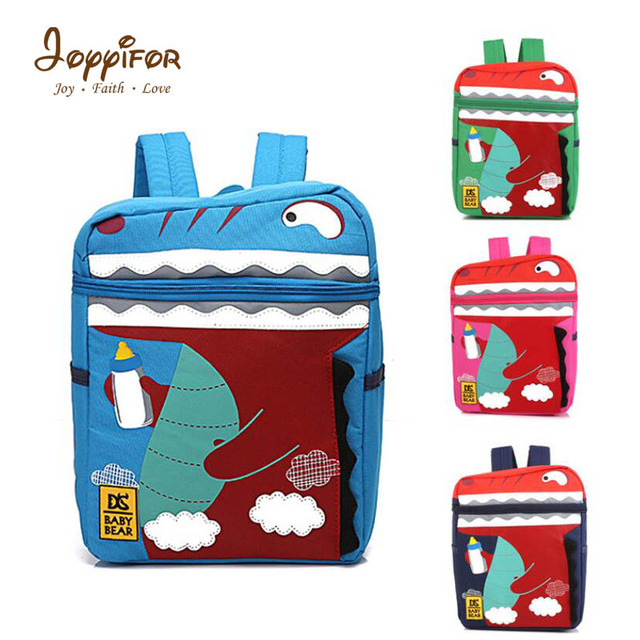 1f97ac3f16fa Joyyifor 5 Kinds Cute Dinosaur Kid Toddler Animal Backpack Infant Schoolbags  Bag Children Baby Girls Boys School Backpacks