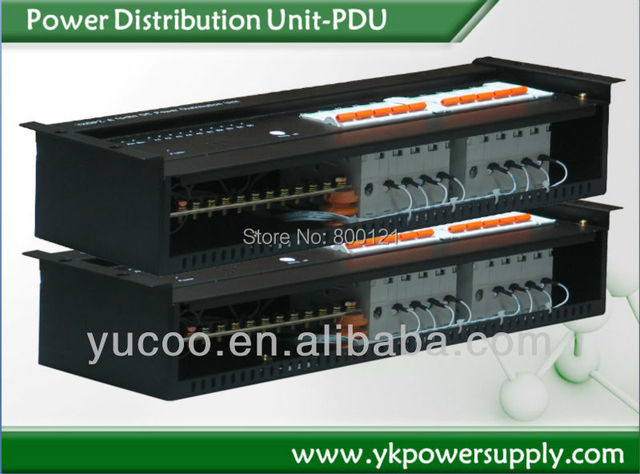 YKDPZ-A  8chsDC Power Distribution Panel-PDU