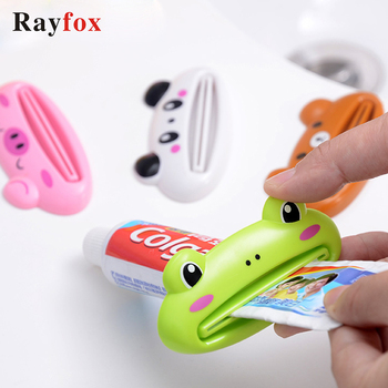 1PC Multifunction Kitchen Accessories Tools Cartoon Toothpaste Squeezer Useful Home Bathroom Decoration Kitchen Gadgets Random. 1