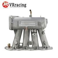 VR RACING FOR 99 00 Honda Civic 92 01 Acura Integra Aluminum Cast Intake Manifold Upgrade
