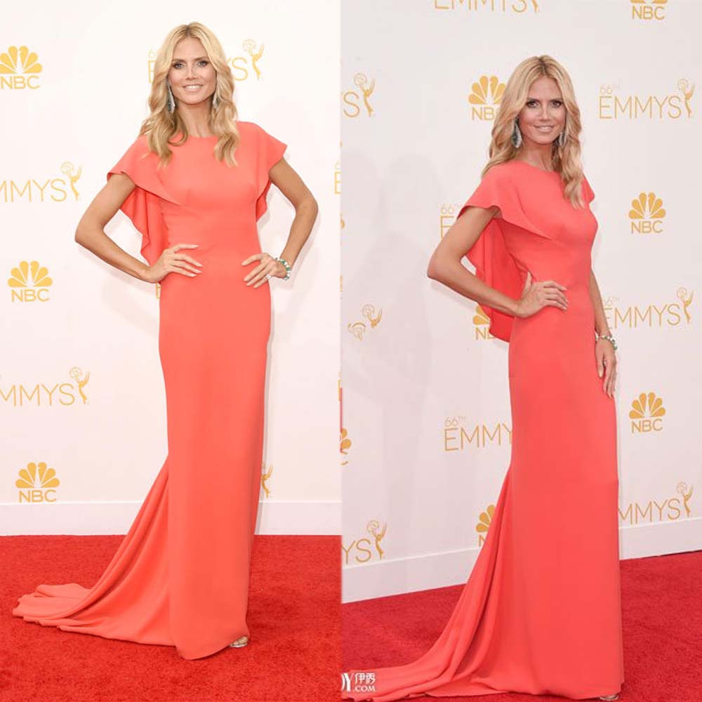 Heidi Klum Red Carpet Dresses