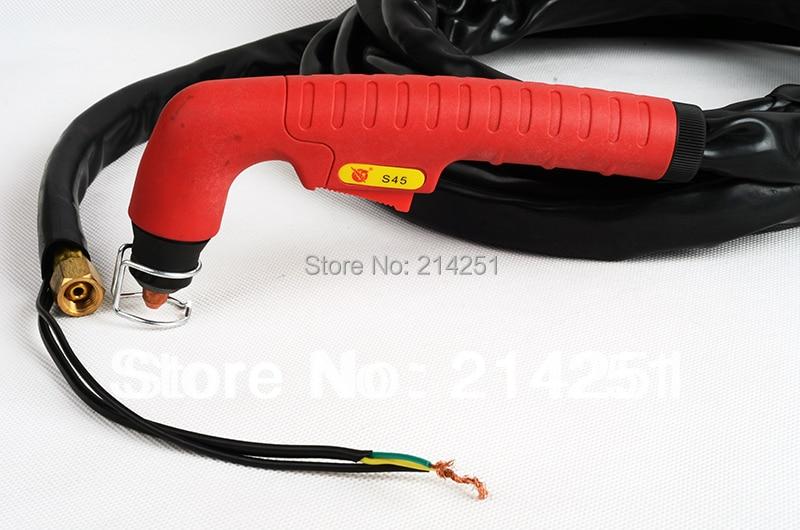 2014 Sale Limited Soldering Tip Plasma Torch Bga Nozzle Trafimet S45 Plasma Cutter Torch 6m цена 2017