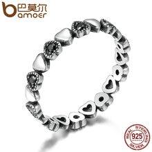 Genuine 925 Sterling Silver Ring SCR140