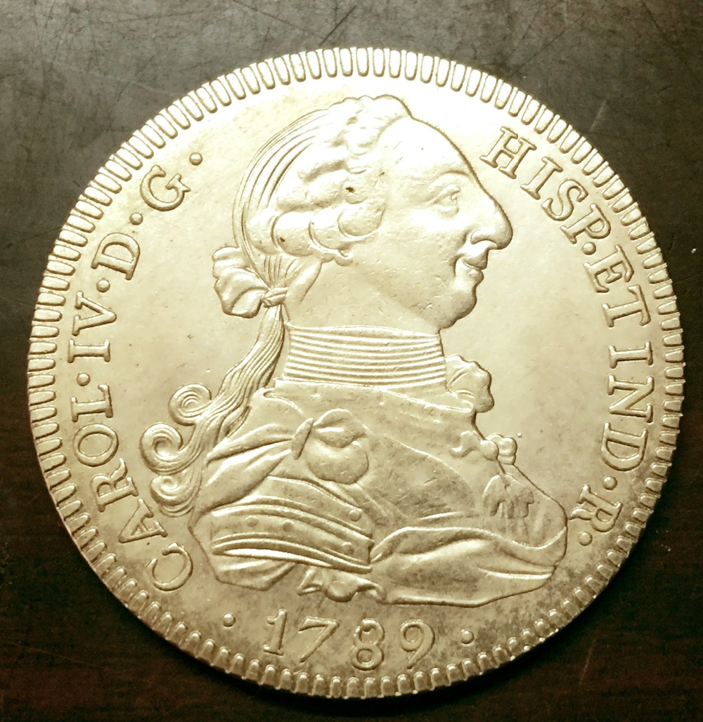 1731 Spanien 8 Reales 8 Reales Felipe V Kopie Münze In 1731 Spanien