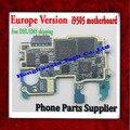 Dhl/ems frete grátis 100% original versão europa desbloqueado mainboard com chips para samsung galaxy s4 i9505 motherboard