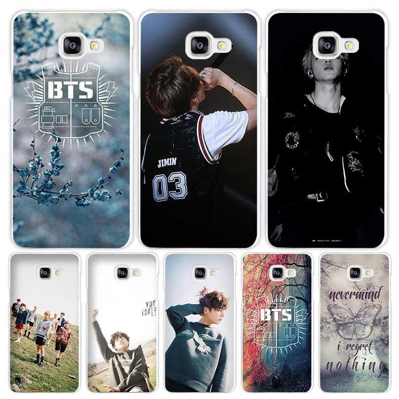 the best attitude 9905d e0fa3 BTS Forever Young Special Album Hard White Coque Shell Case Cover Phone  Cases for Samsung Galaxy A3 A5 A7 2016 2017 A8 A9 on Aliexpress.com |  Alibaba ...