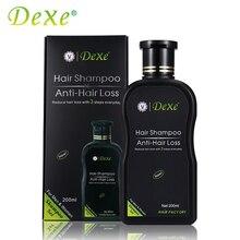 200ml Dexe Hair Shampoo Set Anti-hair Los Herbal Hair Growth Product