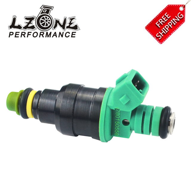 FREE SHIPPING - High Flow Fuel Injector 440cc 0280150558 fuel Injector High performance Tuning Parts 0 280 150 558