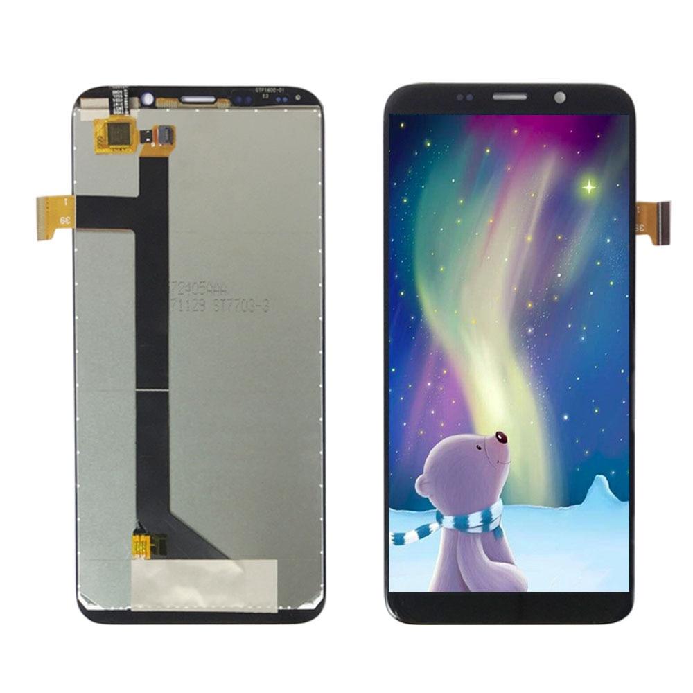 5,7 zoll Für BluBoo S8 LCD Display und Touchscreen Digitizer Assembly Ersatz Für BluBoo S8 Handy