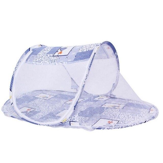 Matras Baby Bed.Pasgeboren Draagbare Baby Bed Wieg Vouwen Klamboe Zuigeling Kussen