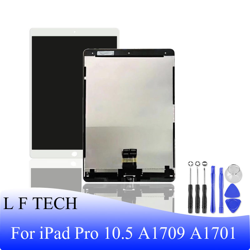 Für Ipad Pro 10,5 A1709 A1701 Lcd Display Touch Screen Ersatz Xl Modische Und Attraktive Pakete