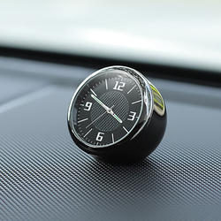 Zegar samochodowy ozdoby zegarek samochodowy otworów wentylacyjnych wylot klip mini dekoracja Automotive Dashboard czas zegar z wyświetlaczem w akcesoria samochodowe na