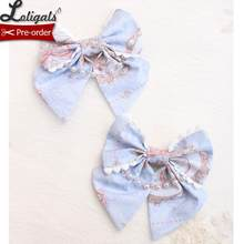 Kitten in the Frame ~ Sweet Lolita Hair Clip by Alice Girl ~ Pre-order(China)