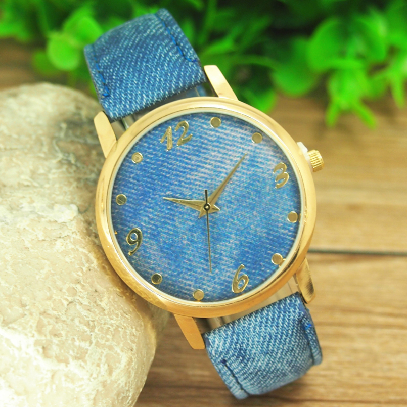 Excellent Quality Women Men Unisex Fashion Vintage Casual watch Dial Analog Quartz Wrist Watch for Children and Adults