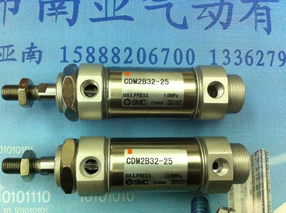 CDM2B32-25 Stainless steel mini cylinder air cylinder pneumatic component air tools CDM2B series sdaj20x20 20 b airtac air cylinder pneumatic component air tools sdaj series
