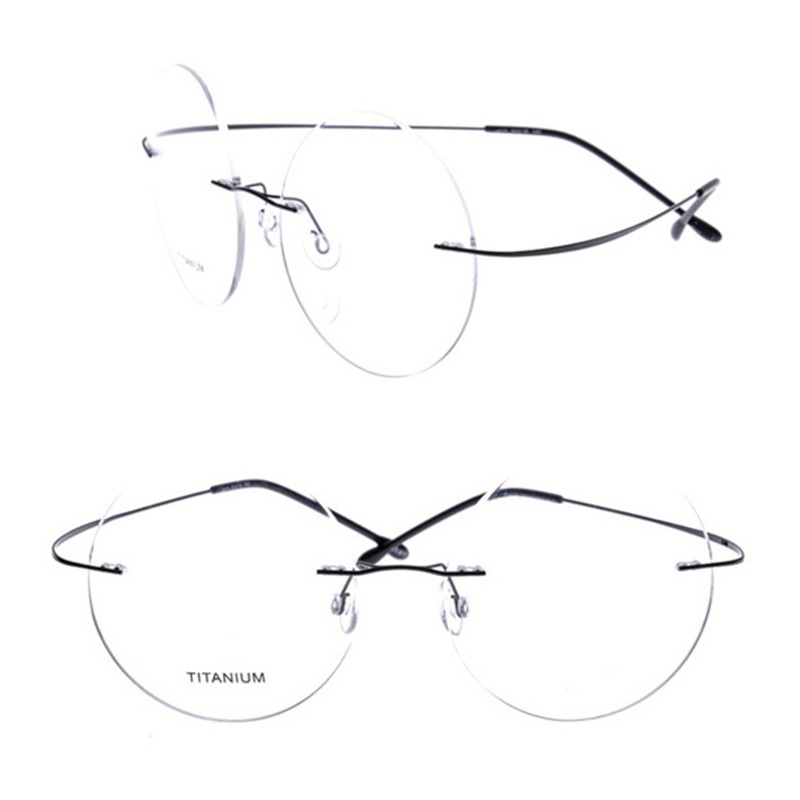 Popular Vintage Rimless Eyeglasses-Buy Cheap Vintage ...