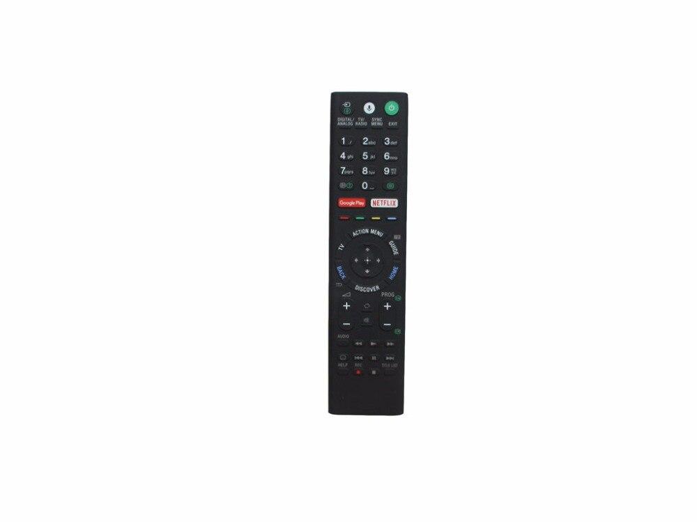 Télécommande vocale Pour Sony XBR-75X855E XBR-75X857E RMF-TX200E KD-43XD8005 KD-43XD8077 KD-43XD8088 4 K HDR Ultra HD Android TV