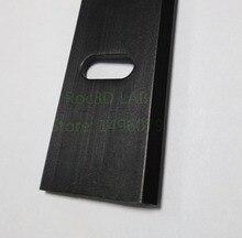 [АРТИКУЛ 210] V слот железнодорожных экструзии алюминиевого профиля openrail makerslider Цена/метр анодированный работает