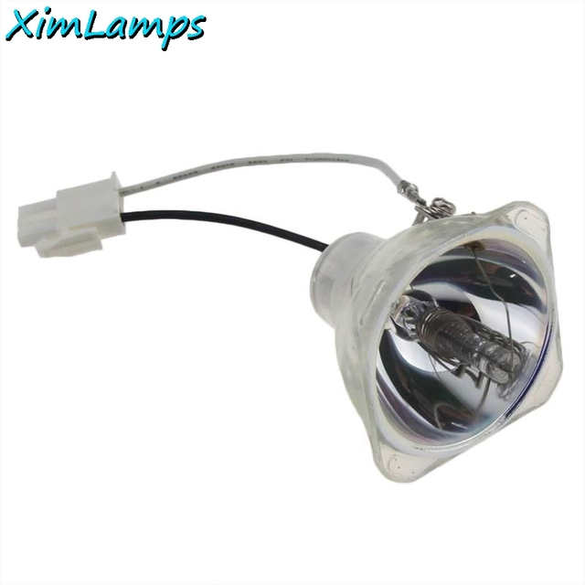 Compatible Projector Bare Lamp 5J.J1S01.001 Bulbs CS.5JJ1B.1B1 for Benq W100 MP620P MP610 MP610-B5A MP615