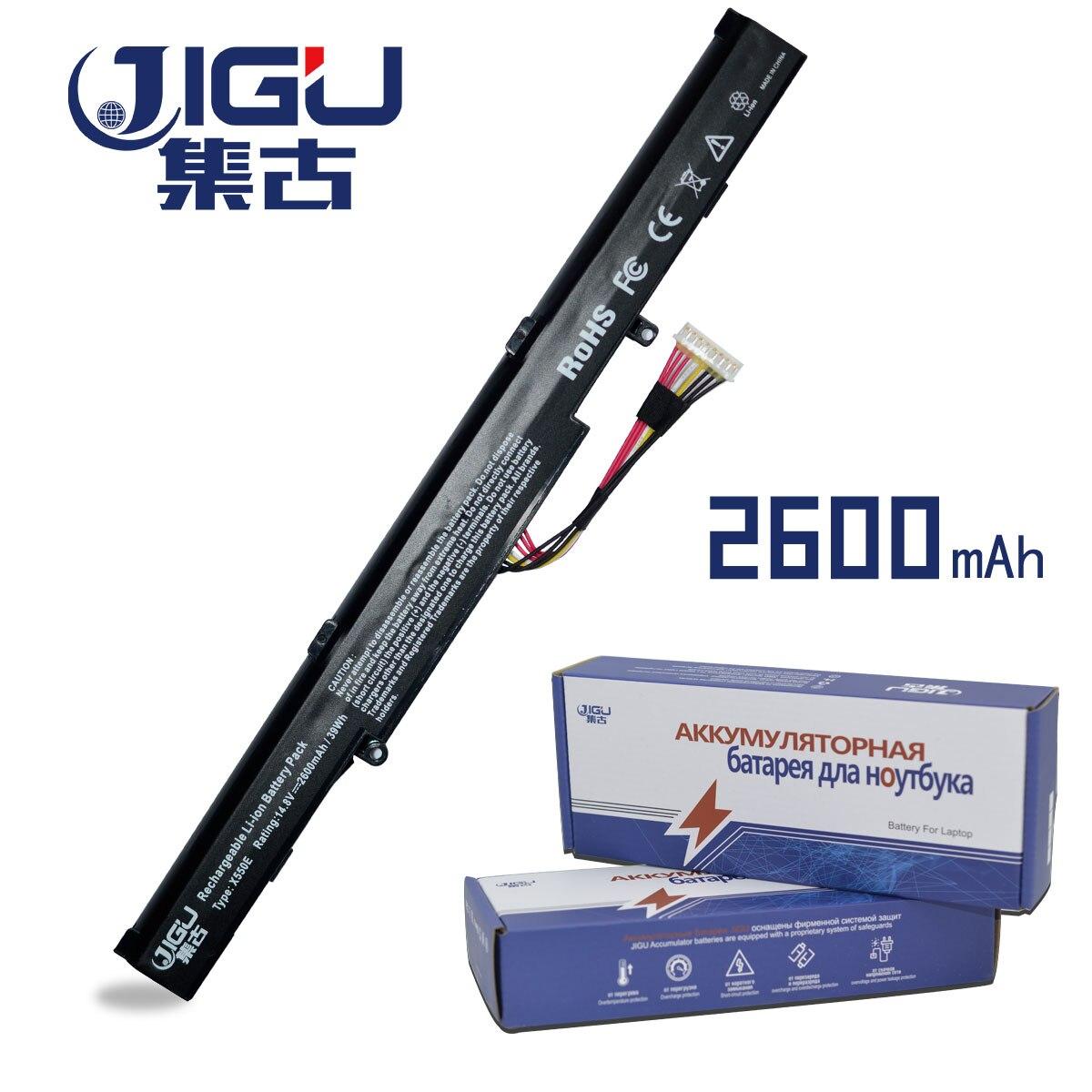 JIGU Batterie D'ordinateur Portable Pour Asus X550DP A450V K550E X750J A550D K751L X751L F450 P750LB X751MA F450C R752L X751MD F450E R752MA