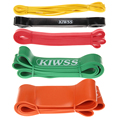 104cm Yoga Strength Weight Training Fitness Resistance Bands Exercise Strengthen Muscles Fitness Equipment