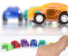 5pcs Cartoon cars, party products, cartoon themes, birthday parties, Christmas childrens activities, decoration.