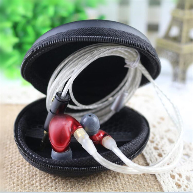 Best Quality DIY SE846 Wired 3.5MM Stereo In Ear Earphones Hifi Noise Cancelling Bass Headset With Package Fone de ouvido