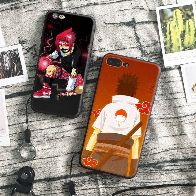 coque iphone 7 naruto sasuke