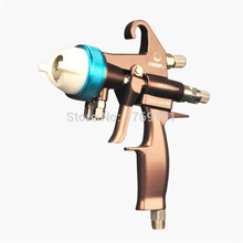 High Quality Professioan Manual Silvering/Nano Plating Two Heads Spray Gun/Double Nozzle/Dual Nozzle 0.5/0.8/1.0/1.3/1.5/1.8mm