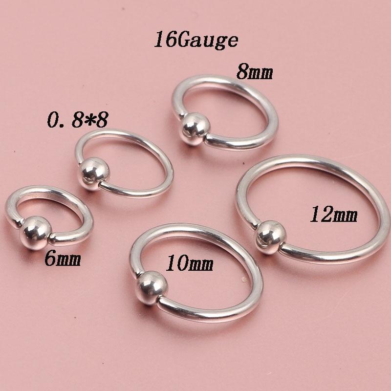 Captive Bead Ring  Gauge
