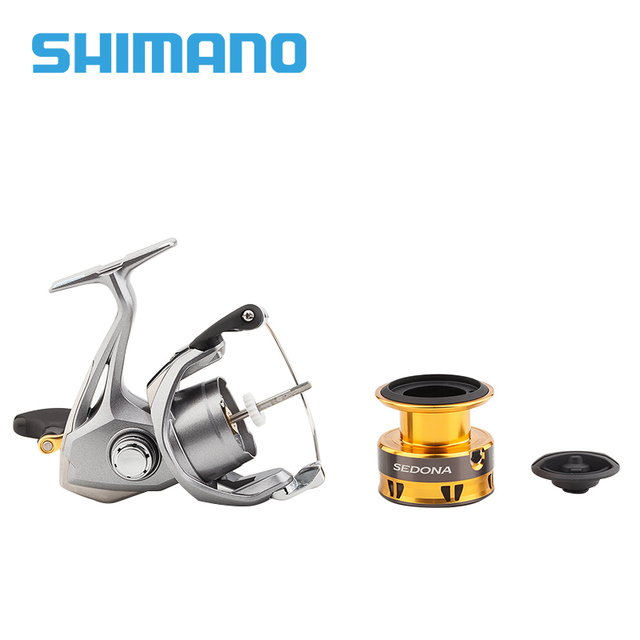 No1 SHIMANO SEDONA FI Spinning Fishing Reel Deep Cup Fishing Reels cb5feb1b7314637725a2e7: 1000|2500|2500s|4000|6000|8000|C2000S|C3000