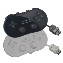 Wired Classic Controller Gamepad Joystick Joypad for Wii