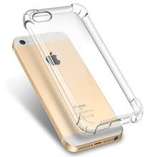 Роскошный противоударный i5 телефон копия, coque, чехол, чехол для iPhone 5 5S SE S 5se я силиконовые чехлы для apple iphone5 Аксессуары