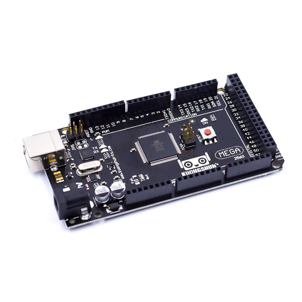 Image 2 - Mega 2560 Project EL KIT 008 Arduino el Kit de inicio más completo con TUTORIAL para Arduino Kit de unoAccesorios de tablero de demostración   -