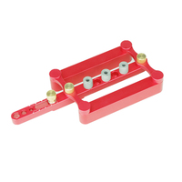 1 Set Tenon Hole Punchers Positioning Drilling Hole Punch Woodworking Locator Dowelling Jig Woodworking Tool Carpenter