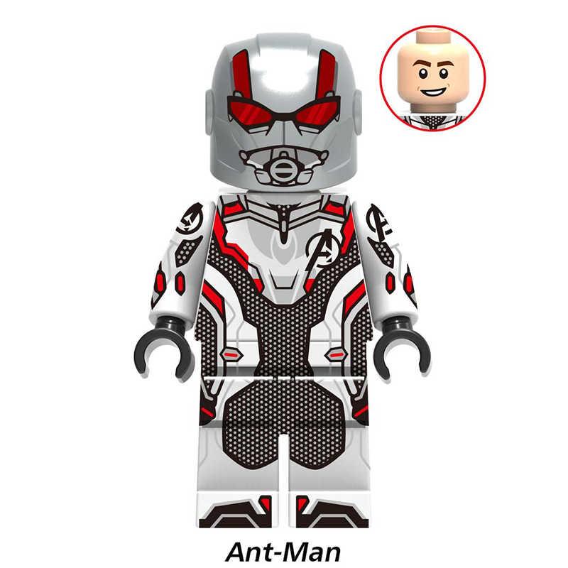 Yapı Taşı Avengers4 Roket Rakun Kuantum Savaş Edition Savaş Makinesi Kaptan Amerika aksiyon figürü çocuk oyuncağı XH1210