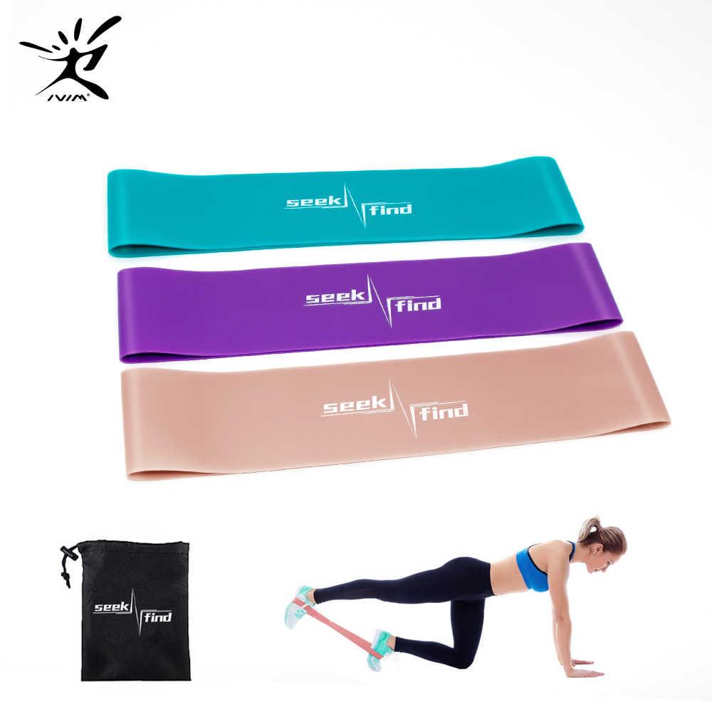 Fitness gumy pętle do ćwiczeń oporowych Expander Opaski elastyczne dla sprzęt do ćwiczeń Fitness trening treningowy botki zespoły siłownia gumy