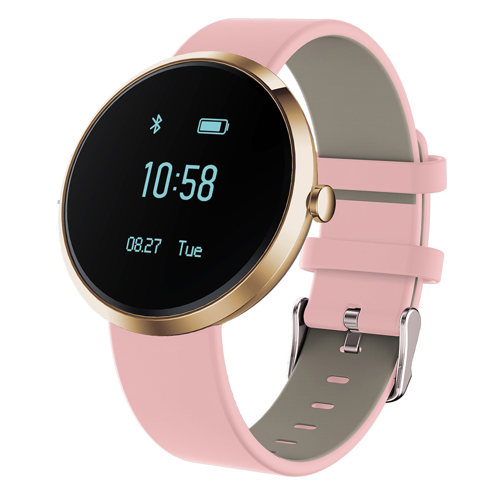 New Heart Rate Wristband Fitness Smartband for IOS Android Phone Bluetooth Smart Bracelet with Pedometer Blood
