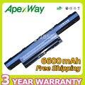 Apexway 9 celdas de batería portátil para acer aspire 5736z 5736zg 5741 5741G 5741Z 5742 5742G 5742Z 5742ZG 5750 5750G 5750Z 5755