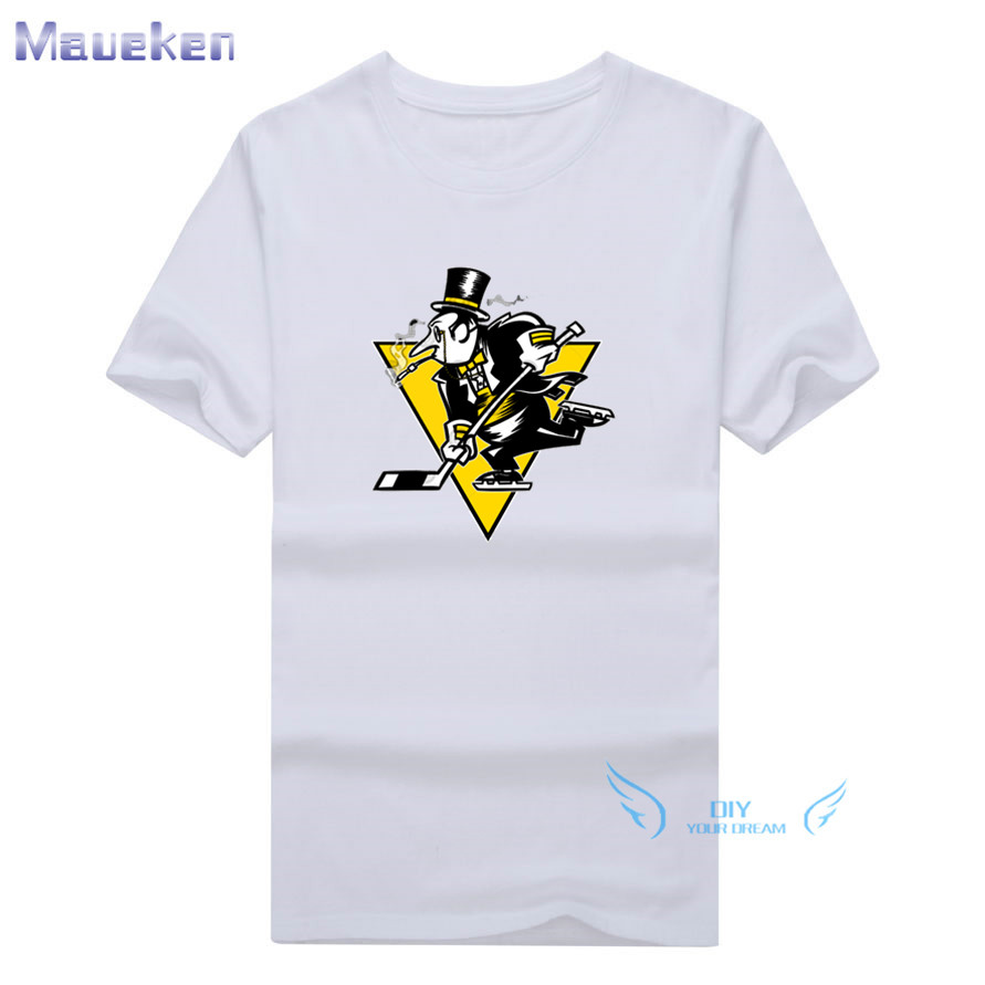 eaa4b5f0be63 Buy penguins pittsburgh t shirt and get free shipping on AliExpress.com