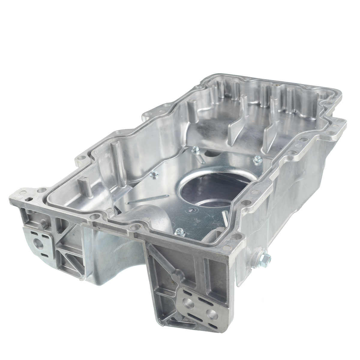 hight resolution of  engine oil pan for ford escape cougar mariner mazda 6 mpv tribute v6 2 5l 3 0