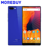 Vernee Mix 2 18 9 MTK6757 Octa Core Smartphone 4GB RAM 64GB ROM Fingerprint Touch ID